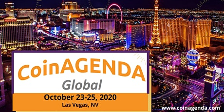 CoinAgenda Global 2020 plus BitAngels Pitch Day tickets