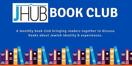 jHUB Book Club: August tickets