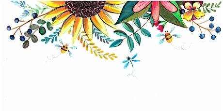 Tombow Garden Illustration Workshop - Eckersley's Chatswood tickets