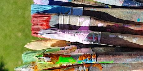 Little Creatives:  Process Art Classes for Preschoolers (Thursday) tickets