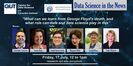 Data Science in the News #9: George Floyd's death and role of data science tickets