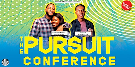 The Pursuit Conference tickets