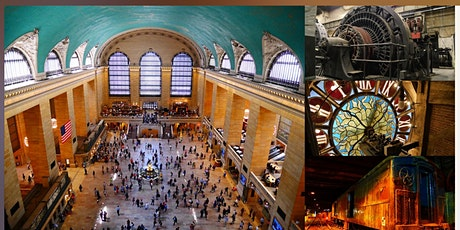 Grand Central Terminal and the Secrets Within Interactive Webinar tickets