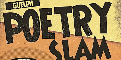 Guelph Poetry Slam ONLINE Edition tickets