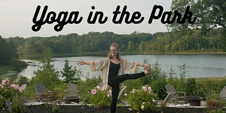 Yoga in the Park - Outdoor Donation Yoga tickets