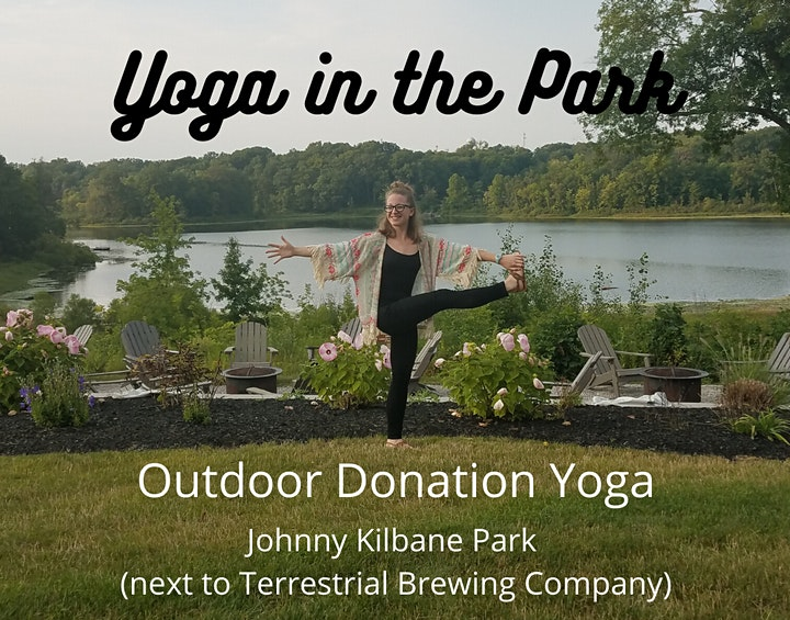 Yoga In The Park Outdoor Donation Yoga Tickets Sat Jul 25 2020 At 11 00 Am Eventbrite