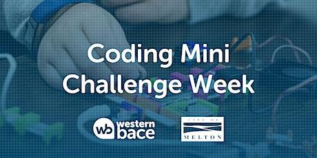 STEM heroes Coding Challenge 5- Coding Mini Challenge Week tickets