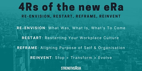 Workplace Transformation: The 4Rs of the new eRa tickets