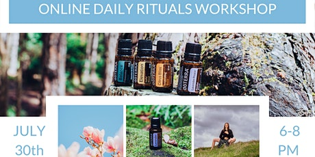 DAILY RITUALS WORKSHOP tickets