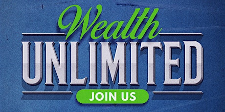Wealth Unlimited Online Event tickets