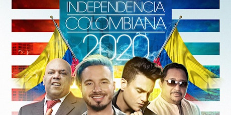 Colombian Independence Rumba  - Latin Saturdays at Mansion Nights tickets
