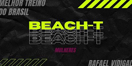 BEACH-T PARA MULHERES ingressos