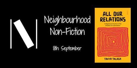 Neighbourhood Nonfiction tickets