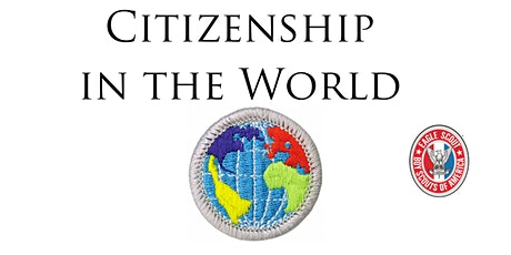 Citizenship in the World Badge Online (Eagle Required) tickets