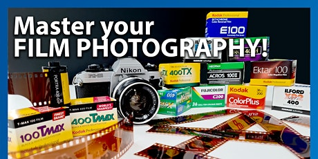 Master Your Film Photography tickets