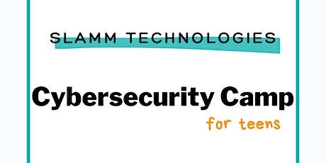 Cybersecurity Camp for Teens biglietti