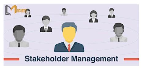 Stakeholder Management 1 Day Training in Dusseldorf Tickets