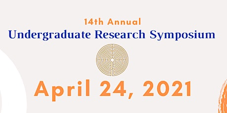 14th Annual Undergraduate Research Symposium tickets