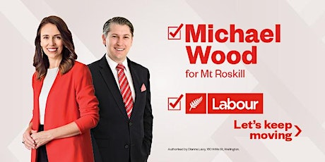 Mt Roskill Campaign Launch tickets