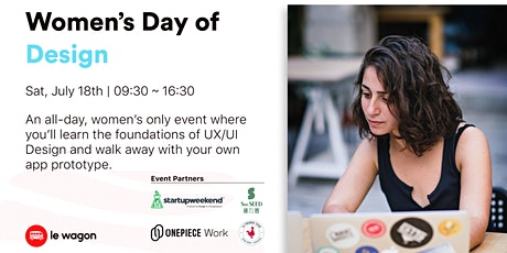 Women's Day of Design tickets