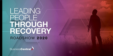 Leading People Through Recovery Roadshow - Palmerston North tickets