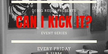 Can I Kick It? Fridays at Trez Art and Wine Bar tickets