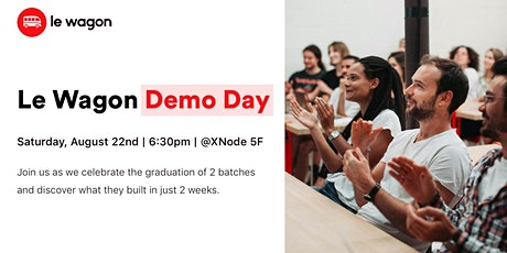 Le Wagon Demo Day - Batch 427 & 611 tickets