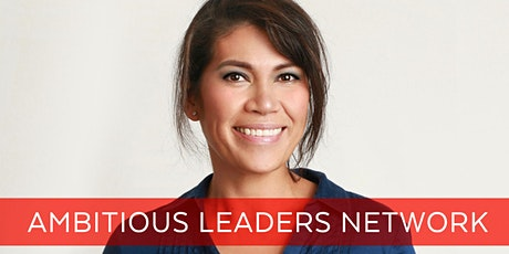 Ambitious Leaders Network Perth – 31 July 2020 Maria Smith tickets
