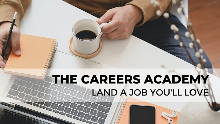 Land the Job You'll Love!  Career Coaching image