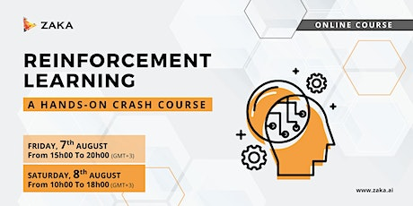 Reinforcement Learning  hands-on crash course tickets