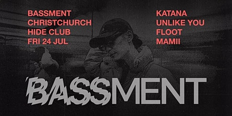 Bassment // Christchurch tickets