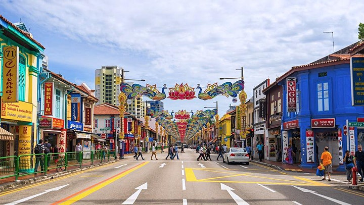 'Journey of the Senses' Little India Walk - #SG55 Special Tour Edition image
