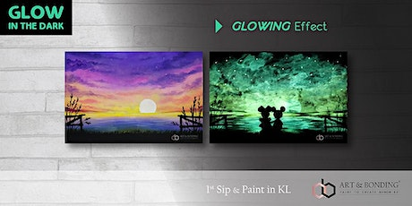 Glow Sip & Paint : Glow - From Dusk Till Dawn tickets