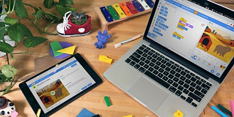 Learn To Code Using Scratch for Children(For 8 -12yrs old) - Session 2 & 3 tickets