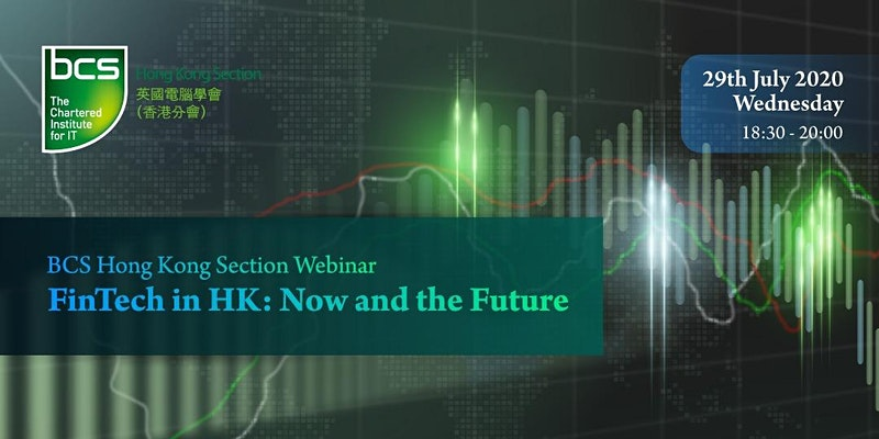 Webinar: FinTech - Now and the future