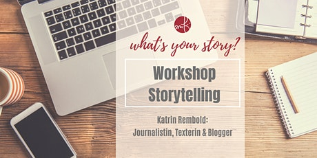 Tages-Workshop digitales Storytelling: What's your story? Tickets