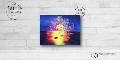 Sunday Sip & Paint : Firework Gazer tickets