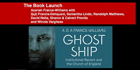 Book Launch   Ghost Ship tickets