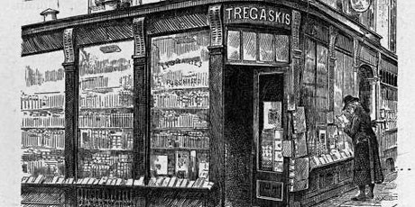 Looking for Bloomsbury's Lost Bookshops tickets
