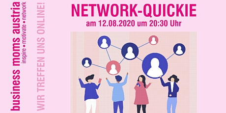 2. Business Mom Network-Quickie Tickets