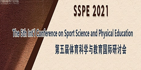 The 5th Int'l Conference on Sport Science and Physical Education tickets
