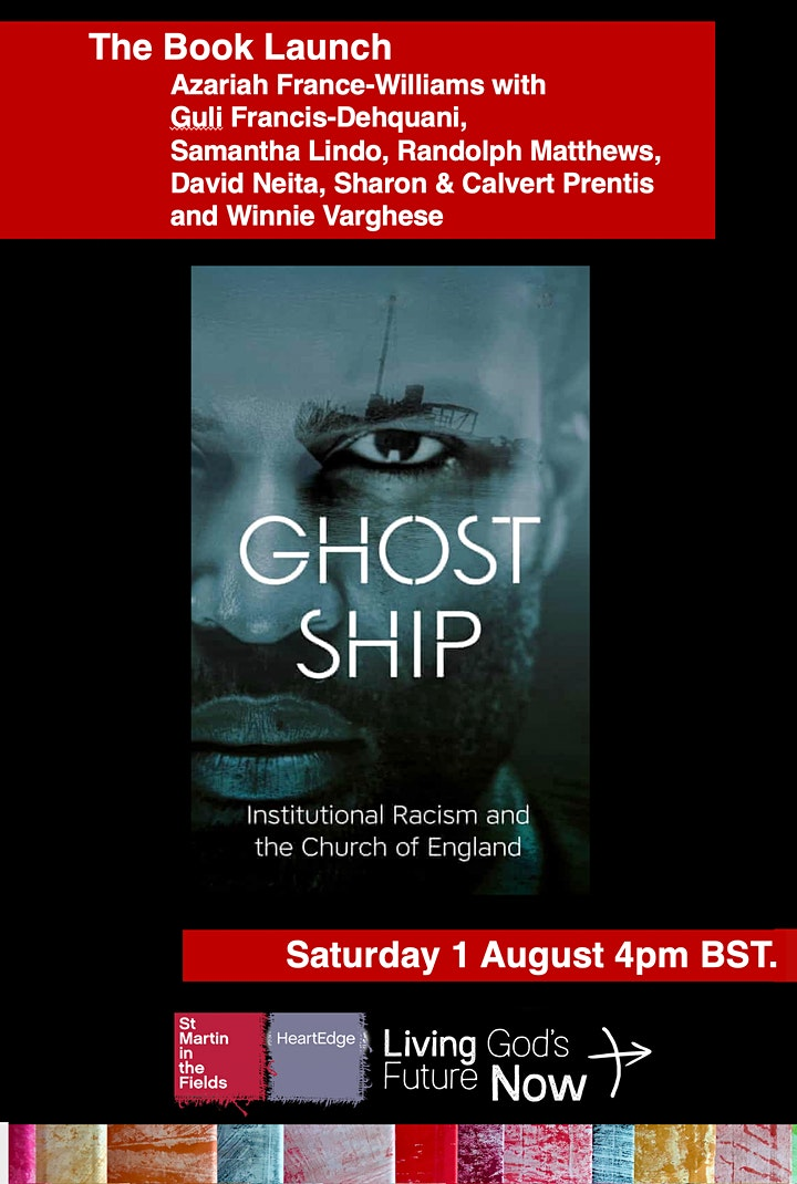 Book Launch | Ghost Ship image