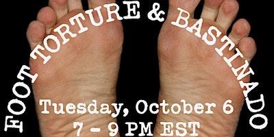 Foot Torture & Bastinado
