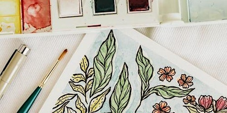 Botanical Watercolor Painting tickets