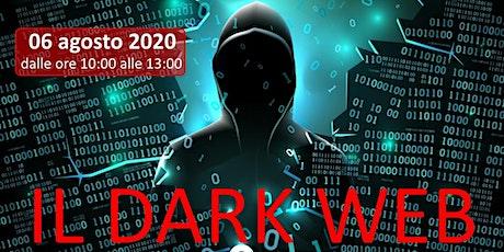 Webinar formativo IL DARK WEB biglietti