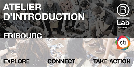 Atelier d'introduction plateforme Fribourg billets