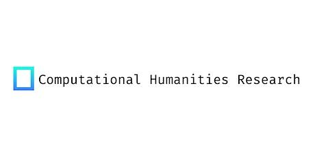 CHR2020: Computational Humanities Workshop tickets