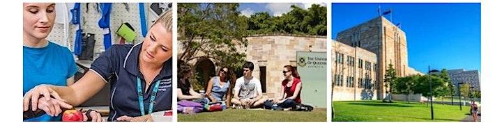 University of Queensland 昆士蘭大學 - 澳洲升學講座 image