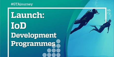 Launch - IoD Development Programmes tickets