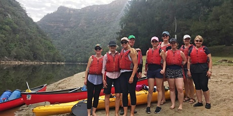 Mother & Daughter Overnight Canoe Trip // 14th-15th November tickets